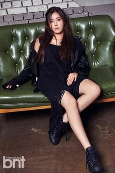 T-ara's Hyomin is captivating in 'International bnt' + talks about dieting   allkpop.com