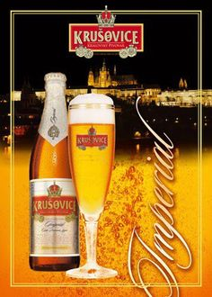 Czech Krušovice Imperial beer : Krušovice brand triumphed with victory at the prestigious world competition World Beer Awards (WBA), which is traditionally held annually in the fall in the UK with the participation of experts from around the world. Krušovice Imperial acquired a global leader in the category of lager Pilsner type year 2014. MADE IN CZECHIA