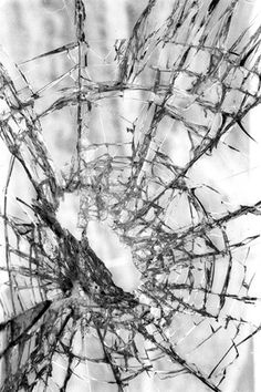 FRACTURE-Shattered glass - interesting shaping created by the varying size of smashed pieces Shattered Glass, Broken Glass, Shattered Dreams, Smash Glass, Nathalie Du Pasquier, Broken Mirror, Broken Window, Glass Photography, Guilin