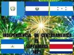 se clebra independence day en el savador. es el 15 de septiembre. la celebración es sobre libertad.