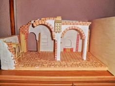 pesebres elaborados artesanalmente hacemos para vender Mirror, Christmas, Furniture, Home Decor, Nativity Sets, Nativity Scenes, To Sell, Xmas, Decoration Home