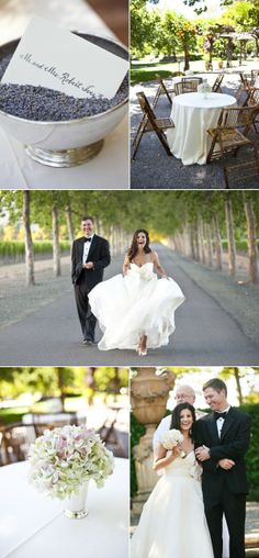 Napa Wedding by SMS Photography