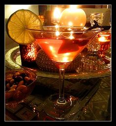 Valentijnscocktail - quick and easy - Happy Valentinesday! Party Time!