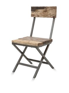 That rustic chair that looks great just about anywhere...