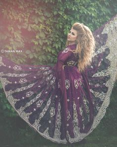 Kurdish girl in Kurdish clothes ❤️ Pinterest: @kvrdistan