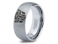 Transformers Autobot Ring Mens Fanatic Geek Sci Fi Science Fiction Boys Girls Womens Transformers Autobot Ring