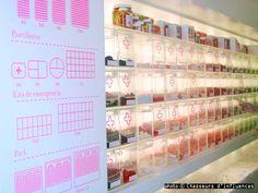 Happy Pill : une boutique telle une pharmacie de bonbons sous forme de comprimés.  #insolite