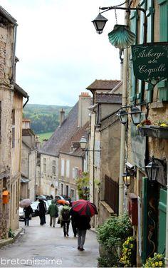 Bretonissime: W podróży / En voyage : Vézelay, France