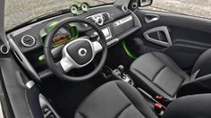 Smart Fortwo ED takes charge