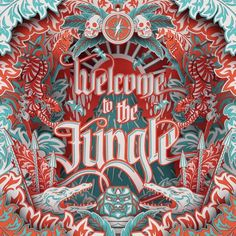 Typeverything.com Welcome to the Jungle by I Love...
