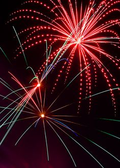 Independence Day  fireworks Metallic photography by LDphotography, $15.00 This print is gorgeous!