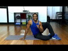 How to Tone Your Core with a Herniated Disk - YouTube