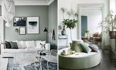 18 anledningar till att vi vill inreda med grönt i sommar – Metro Mode Home Depot, Villa, Fashion Styles, Dekoration, Villas