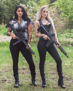 army and Sexy military girl uniform Gunslinger Girl, Military Girl, Warrior Girl, Military Women, Female Soldier, N Girls, Badass Women, Squad, Lady