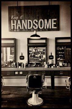 Barber Time : ... Barbershop on Pinterest Barber shop, Barber chair and Mens hair