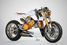 Polished Panigale – Ortolani Customs Ducati 1199S