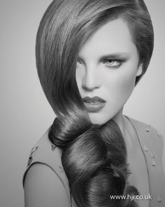 Anna Chapman 2012 Southern Hairdresser of the Year Finalist - British Hairdressing Awards 2012