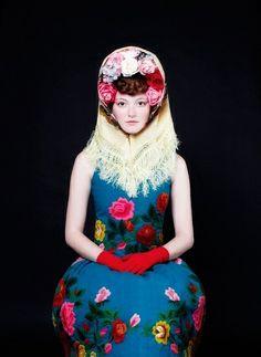Icelandic queens / #mizustyle / color