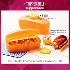 #TupperDeli #Tupperware