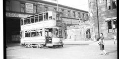 Glasgow 1068 (photo 2) | Crich Tramway Village