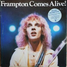 Frampton Comes Alive, Classic Rock Albums, To Youtube, A&m Records, Peter Frampton, Old School Music, Show Me The Way, Pop Rocks, Rock Style