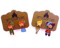 Neverland Cling Earrings                                                                                                                                                                                 More
