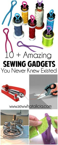 10+ Sewing Gadgets You Never Knew Existed