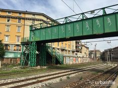 Milano   Porta Genova - Il ponte icona di via Tortona che fine farà? - Urbanfile Blog Milano, Blog, Future