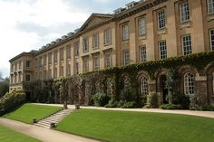 worcester college - Oxford