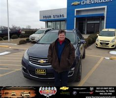 #HappyBirthday to Karen Elkins from Dewayne Aylor at Four Stars Auto Ranch!