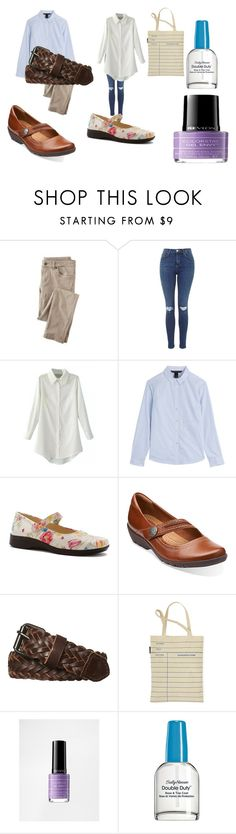 """""""Tuesday and Wednesday outfits for this week...."""" by shycoygirl65 on Polyvore featuring Wrap, Marc by Marc Jacobs, Arcopedico, Clarks, Mr Simple, Out of Print, Revlon, Sally Hansen, women's clothing and women"""