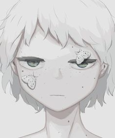 Dark Art Illustrations, Dark Art Drawings, Illustration Art, Sad Anime, Anime Demon, Anime Art, Character Art, Character Design, Sun Projects