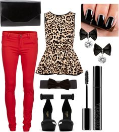 """""""The Eliminator"""" by k-cat on Polyvore"""
