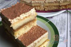 Sweet Cakes, Vanilla Cake, Tiramisu, Sweets, Rum, Baking, Ethnic Recipes, Food, Basket