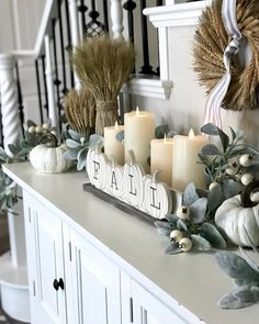 """Devanie Adams on Instagram: """"It's Thankful Thursday GIFT TIME and this popular neutral fall pumpkin sign is the absolute very last one in all of @adamsandcompany and…"""""""