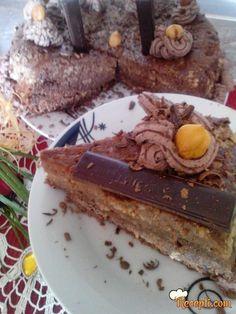 Nalivena Menaž torta