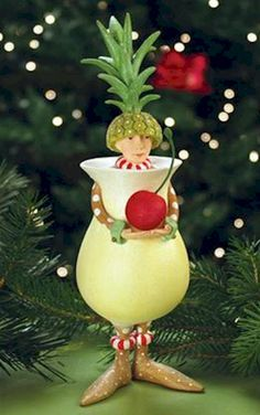 Peter Colada Ornament