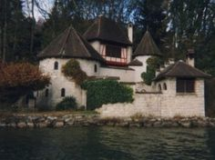 Leadership style - Carl Jung's House on Lake Zurich