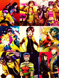 The Many Faces of Jubilee