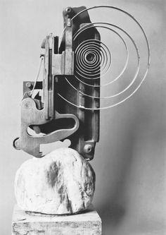 Tullio Crali, sculture - sculptures