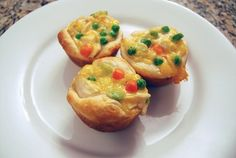 Chicken Pot Pie Cupcakes - 13 Savory Cupcakes You Can Legitimately Eat For Dinner