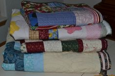 Layers of Hope - Quilting 911  on GoFundMe - $10 raised by 1 person16 days. Still need to be able to cover postage for these quilts, any amount would help!