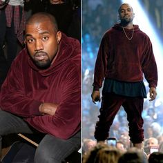 Everyone's Got a Hoodie They Live In, Even Kanye West  #InStyle