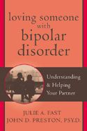 Julie A. Fast Talks about her books   Straight Talk on Managing Bipolar Disorder
