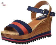 Gioseppo  Simpatici, Sandales à talons ouverts femme bleu 41 EU - Chaussures gioseppo (*Partner-Link)