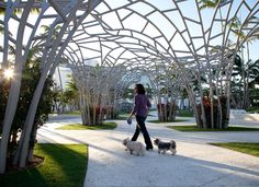Miami Beach Soundscape | Pavilions + Park Architecture | Beautiful Public Space