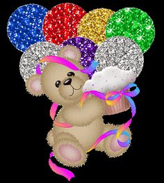 Happy Teddy Day Gif-Show your loved one how much you care. Teddy day is the day you make his or her day better; Happy Birthday Cake Images, Happy Birthday Wishes Images, Happy Birthday Video, Happy Birthday Celebration, Happy Birthday Flower, Birthday Wishes Cards, Happy Birthday Greetings, Birthday Blessings, Teddy Bear