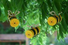 Kifli és levendula: Méhecskék a gyerekszobába