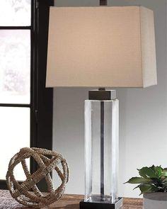 Table Lamp (Pair) - Ashley HomeStore - Canada