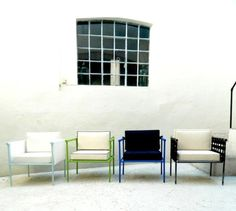 Outdoor furniture:  New Fiets Chair from Casamidy : Remodelista